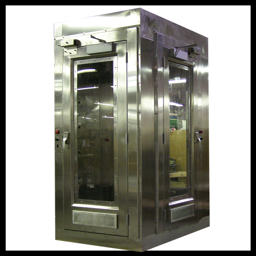 Personnel Entry Systems