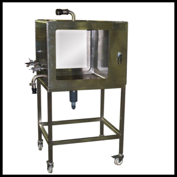 Portable Rapid VHP Decontamination Chamber