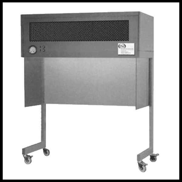 Single Pass Class 100 Vertical Laminar Flow Work Station